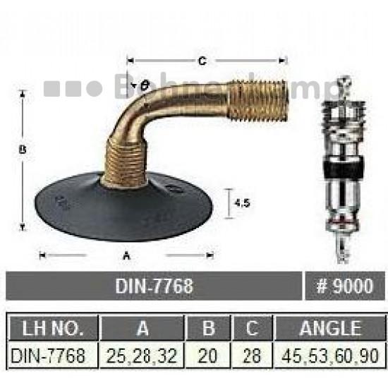 TB 220x50 DIN 7768 90/20